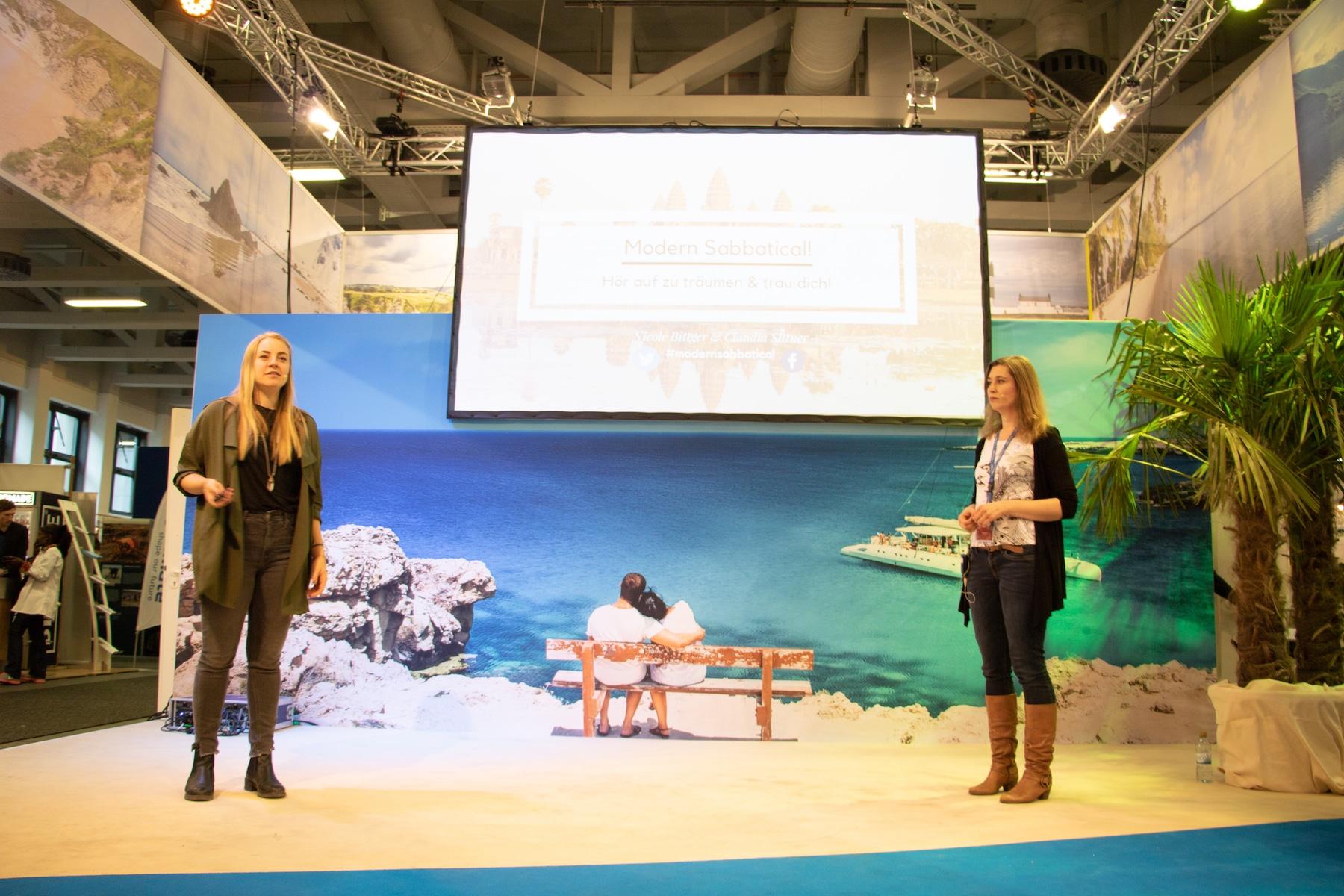 Modern Sabbatical - Nicole Bittger und Claudia Sittner