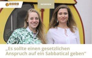 BDAE Interview Modern Sabbatical