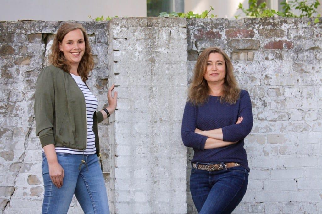 Team Modern Sabbatical: Imke & Claudia