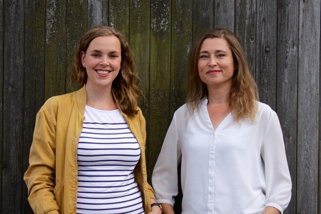 Imke und Claudia vom Modern-Sabbatical-Projekt