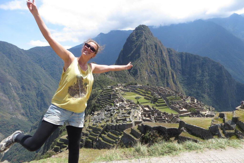 Imke Machu Picchu