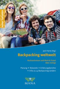 Cover Backpacking weltweit