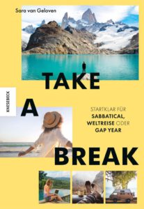 Buchcover Take a Break Knesebeck Verlag